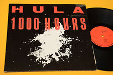 HULA 2LP 1000 HOURS ORIG UK GATEFOLD COVER TOP EX+ AUDIOFILI