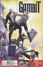 Gambit comic issue 12
