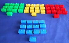 Monopoly Junior Amusement Park Ticket Booths Replacement Game Part Pieces 1999