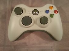 Microsoft XBox 360 Wireless Controller Gamepad White Official