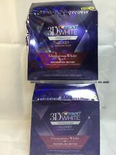(2) Crest 3D White Advanced Vivid Whitestrips- 14 Whitening Treatments 6/18