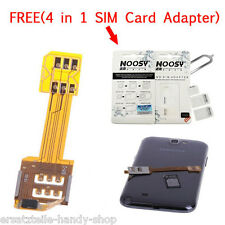 Dual SIM Micro Nano Karten Adapter Samsung Galaxy S 2 3 4  Note 2 3  Nexus HTC