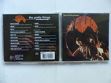 CD Album THE PRETTY THINGS Emotions SMMCD 550 Psyché