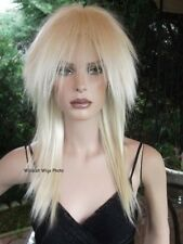 UNISEX Rock Star Quality Wig! Tina Turner 613 Blonde  BEST SELLER *
