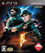 (Used) PS3 Biohazard 5 Alternative Edition  [Import Japan]((Free Shipping))