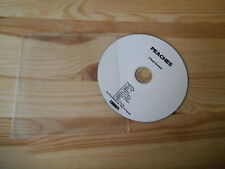 CD Pop Peaches - I Feel Cream (12 Song) Promo XL RECORDINGS - no inserts -