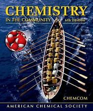 #16 Student Edition Chemistry in the Community Chemcom  2012 9781429219525