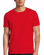 T-shirt red cotton