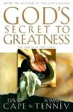 God's Secret to Greatness: The Power of the Towel, Tenney, Tommy, Cape, David, G