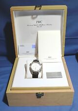 IWC Spitfire Dopple Chronograph Men's Watch w/ Box and Papers IW371343