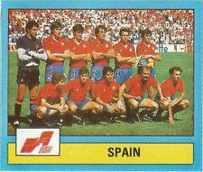 MATCH MAGAZINE-EURO 1988-SPAIN TEAM PHOTO