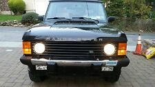 Land Rover: Range Rover 4dr Wagon Co
