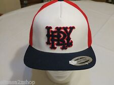 Hurley hat cap snapback one size fits most red white blue classics Men's adult