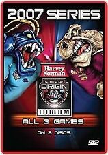 State Of Origin - The First Ten Years (DVD, 2007)