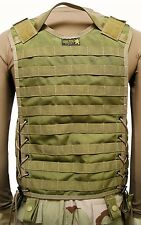 NEW LBT 6034B Modular Full MOLLE Vest Load Carrying in ABU Digital