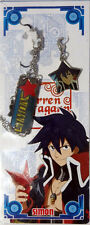 Tengen Toppa Gurren Lagann Simon Movie Metal Charm Phone Strap Licensed NEW
