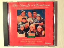 HOLIDAY SYMPHONY ORCHESTRA INTERNATIONAL CAROLERS The carols of Christmas cd
