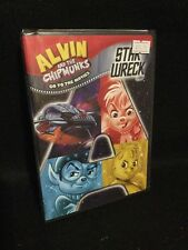 Alvin and the Chipmunks Go to the Movies: Star Wreck...Kids Family DVD, NEW