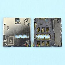 New Sim Card Reader Slot Connector Holder For HTC One Max