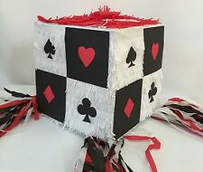 Card Game Theme Pinata Las Vegas Theme Party Adult Party Favors