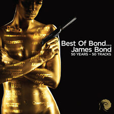 Various Artists - Best of Bond: 50 Years, 50 Tracks [New CD] Anniversary Edition