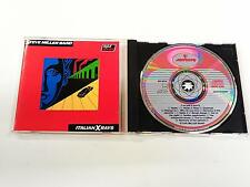STEVE MILLER BAND ITALIAN X RAYS CD 1984 MERCURY ATOM GERMANY