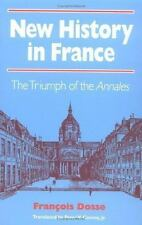New History in France: THE TRIUMPH OF THE *ANNALES*