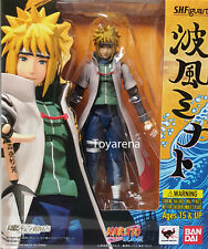 S.H. Figuarts Namikaze Minato Naruto Shippuden Action Figure