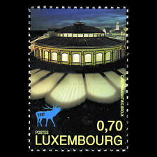 Luxembourg 2007 - European Capital of Culture Architecture - Sc 1221 MNH