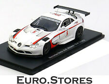 Spark Mercedes-Benz SLR McLaren #5 SLR Trophy 1:43 Model Car Genuine New
