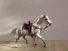 Westernsattelset U Sattel  für  Schleich Papo Bullyland oder Collecta Pferde