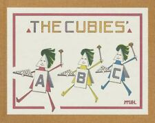 The Cubies' ABC by Mary Mills Lyall (2013, Hardcover)