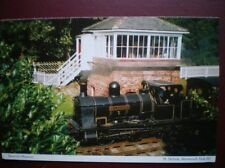 POSTCARD LONDON BEAMISH MUSEUM - RAILWAY
