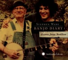 """Wade, Stephen""-Banjo Diary Lessons From Tradition CD NEW"