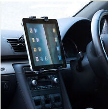 Universal Car Air Vent Mount Cradle Holder Stand For iPad 1/2 Air Tablet GPS 7""