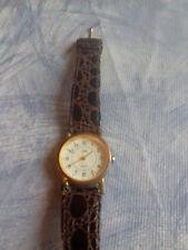 CMI Quarz Armbanduhr für Bastler oder Ersatzteilspender