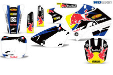 Graphic Kit + Backgrounds Yamaha YZ125 YZ250 1996,1997,1998,1999,2000,2001 YZ X
