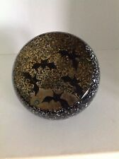 "Fantastic William Manson "" Bat Cave""Paperweight"