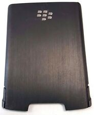 BlackBerry Storm 9530 Standard Battery Door Metalic Dark Gray  Plastic Back Oem
