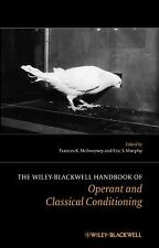 The Wiley-Blackwell Handbook of Operant and Classical Conditioning by Frances...
