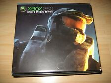 Microsoft Xbox 360 Halo 3 Special Edition 20 GB Green Gold Console New Sealed