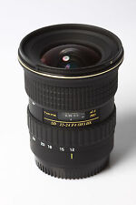 Tokina SD 12-24 mm f4 (IF) DX II lens para canon