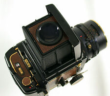 Mamiya rb67 rb-67 PRO-S GOLDEN Lizard Body chassis 1 of 300 in 1982 3,8/90 Sekor