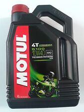 MOTUL Olio lubrificante 4T 5100 10W50 4T 4L