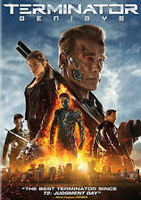 Terminator Genisys (DVD, 2015) Band New!