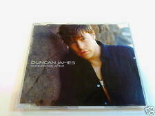 DUNCAN JAMES SOONER OR LATER - CD SINGLE 4 TRACKS