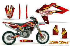 HUSQVARNA TC/TE/SMR 250/450 05-11 GRAPHICS KIT DECALS STICKERS CREATORX LSRNP