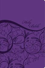 KJV, Sisters in Faith Holy Bible, Imitation Leather, Purple, Thomas Nelson, New