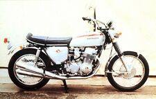 Honda CB750 SOHC - Rare History, Prototype Photos & Early 750 K0 Collectabillia+