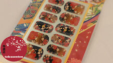 STICKERS AUTOCOLLANT ONGLES NAIL ART 3D JAPONAIS JAPANESE MADE IN JAPAN